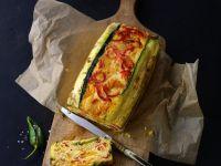 Zucchini and Egg Loaf recipe