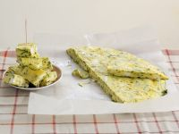 Zucchini and Feta Frittata recipe