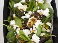 Zucchini and Mint Salad recipe