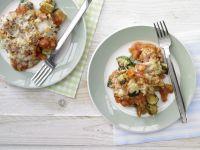 Zucchini and Tomato Bake recipe