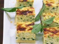 Zucchini Cubes recipe