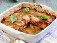Veggie Pasta Bake recipe