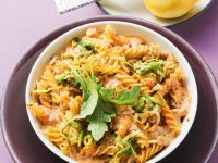 Zucchini Noodle Casserole recipe