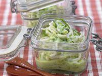 Zucchini Noodles in Coconut Milk recipe