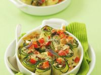 Courgette Roulades recipe