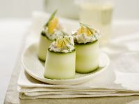 Stuffed Zucchini Wraps recipe
