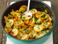 Zucchini Saute recipe