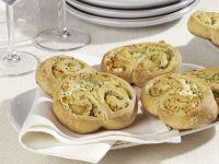 Zucchini Snails recipe