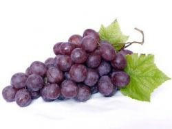 Why are grapes healthy?