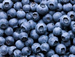 So healthy: Blueberries!