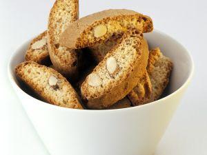Almond Cantucci recipe