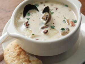 American-Style Clam Chowder recipe