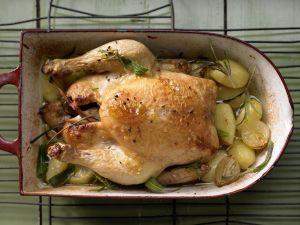 Anise-Braised Chicken recipe