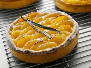 Apple and Almond Tarts recipe