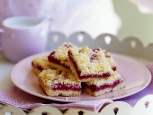 Apple Cherry Crumb Cake with Almond Streusel recipe