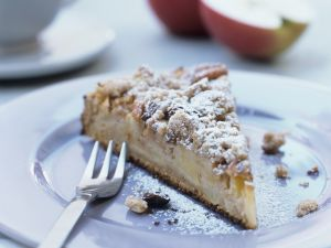 Apple Crumble Cake recipe