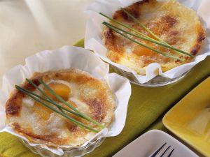 Apricot and Gorgonzola Tartlets recipe