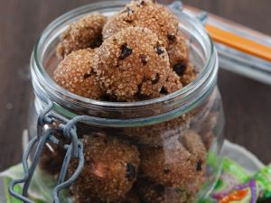Apricot, Ginger and Cocoa Nib Cookies recipe
