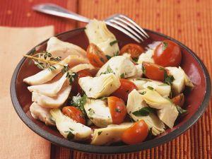 Artichoke Salad recipe