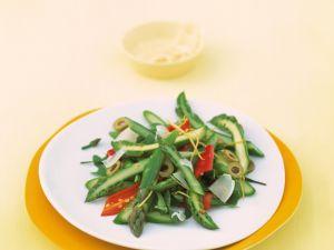 Arugula and Asparagus Salad recipe