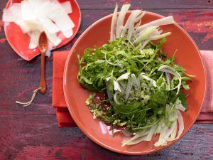 Arugula Salad with Fennel recipe