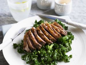 Asian-style Sliced Duck recipe