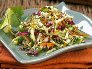 Asian Vegetable Salad recipe