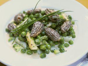 Asparagus and Morel Ragout recipe