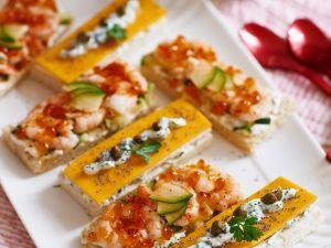 Assorted Canapés recipe