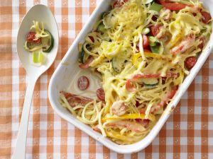 Baked Spaetzle recipe
