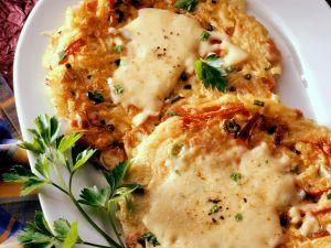 Baked Vegetable Rosti recipe
