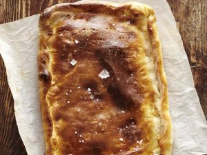 Baltic Egg and Cabbage Pastry Pie recipe