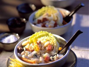 Bean and Beef Stew recipe