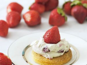 Berry and Cream Stack recipe