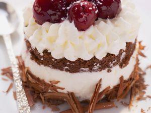 Black Forest Style Cherry Tart recipe
