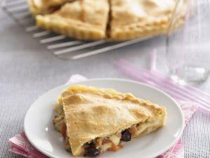 Black Olive Tart Slice recipe
