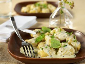 Blue Cheese Pasta Dumplings recipe