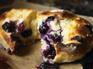 Blueberry Sweet Rolls recipe