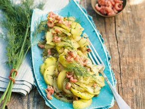 Braised Potato Salad recipe