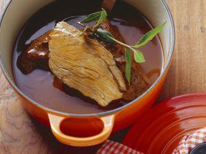 Braised Veal recipe