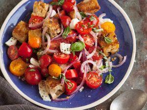 Bread and Cherry Tomato Salad recipe