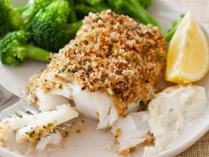 Breaded Fish Fillets recipe