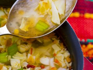 Bulgarian Cabbage Soup recipe