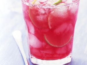 Caipirinha with Cranberry Juice recipe