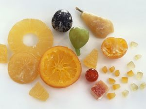 Candied Fruits recipe