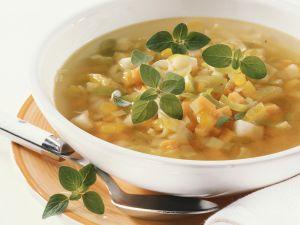 Carrot and Kohlrabi Soup recipe
