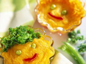 Carrot and Potato Souffle recipe