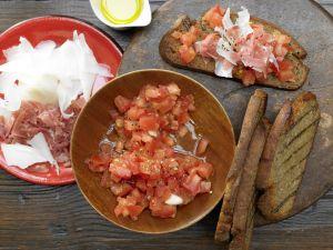 Katalanisches Röstbrot recipe