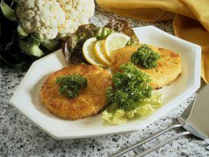 Cauliflower and Potato Croquettes recipe