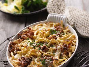 Cheese Spaetzle recipe
